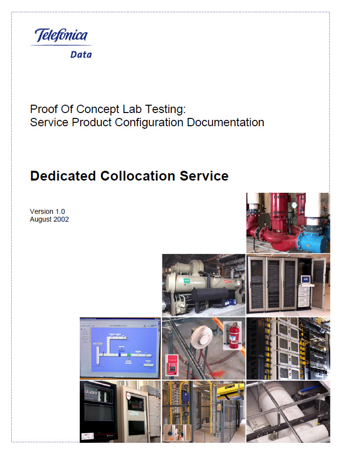 Dedicated Collocation Service Product Guide
